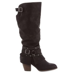 ADRIENNE RIDING BOOT